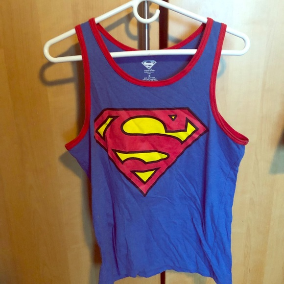 bb0c5a40549 DC Comics Shirts | Superman Mens Tank Top | Poshmark
